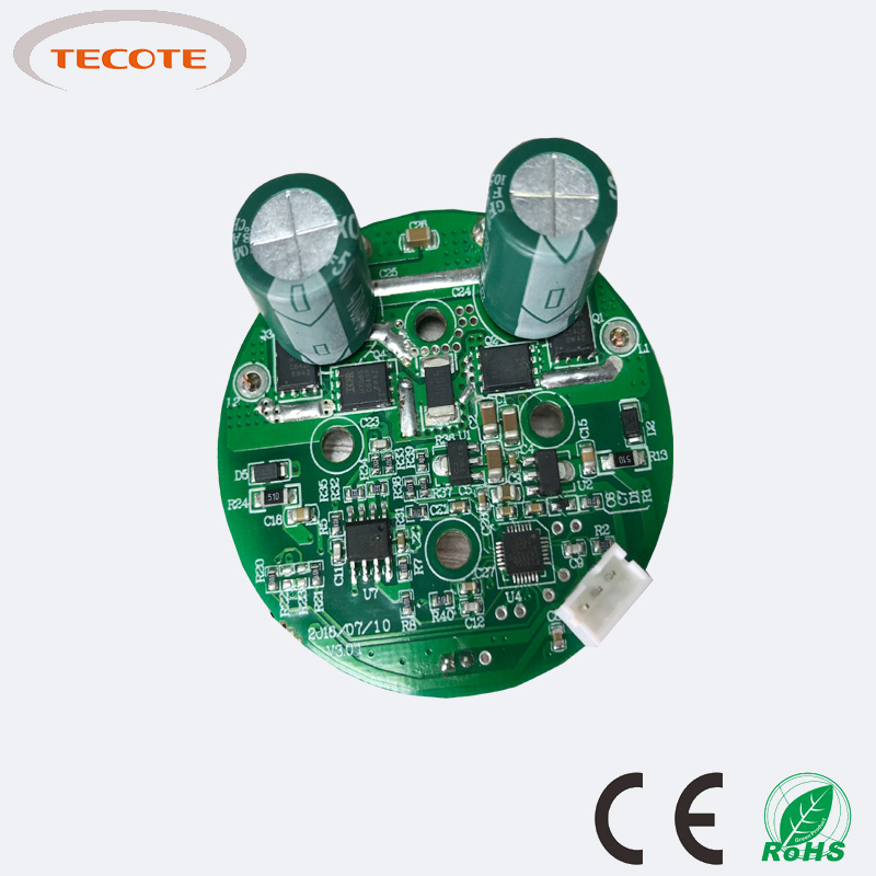 BLDC motor controller for vacuum cleaner